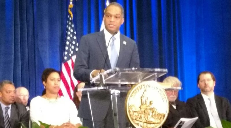 DC Council Member Brandon Todd