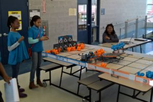 Robot tournament NW Saturday Academy 1