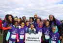 Shepherd Stars Shine at Girls on the Run®5K Race