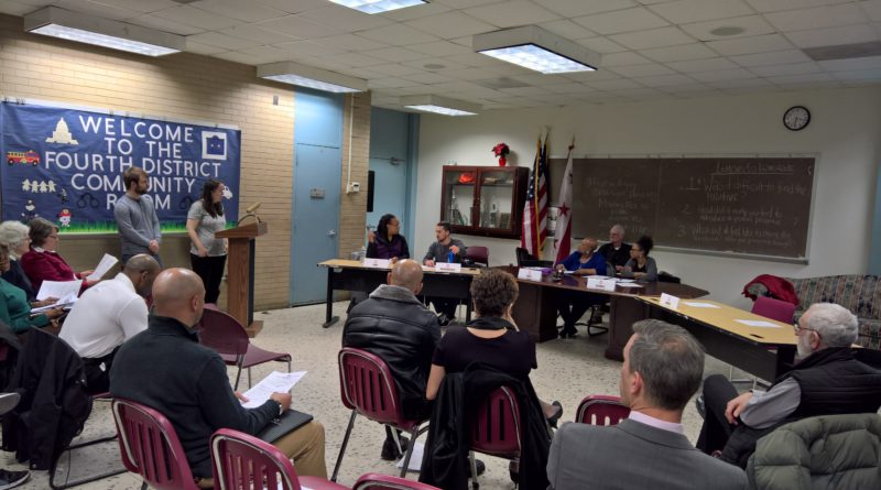 ANC 4B March 2018 Meeting