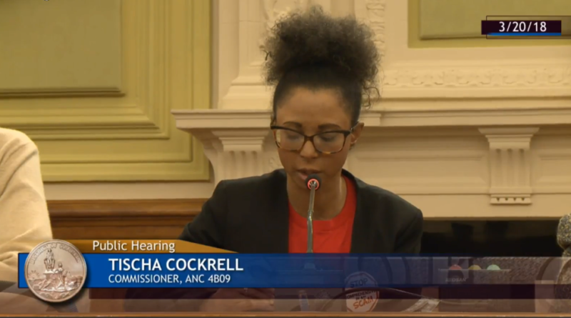 DC Comprehensive Plan - Tischa Cockrell
