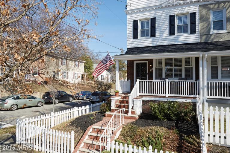 Brightwood Real Estate Report April 2018