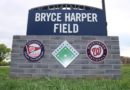 Bryce Harper Field Dedicated at Takoma Rec