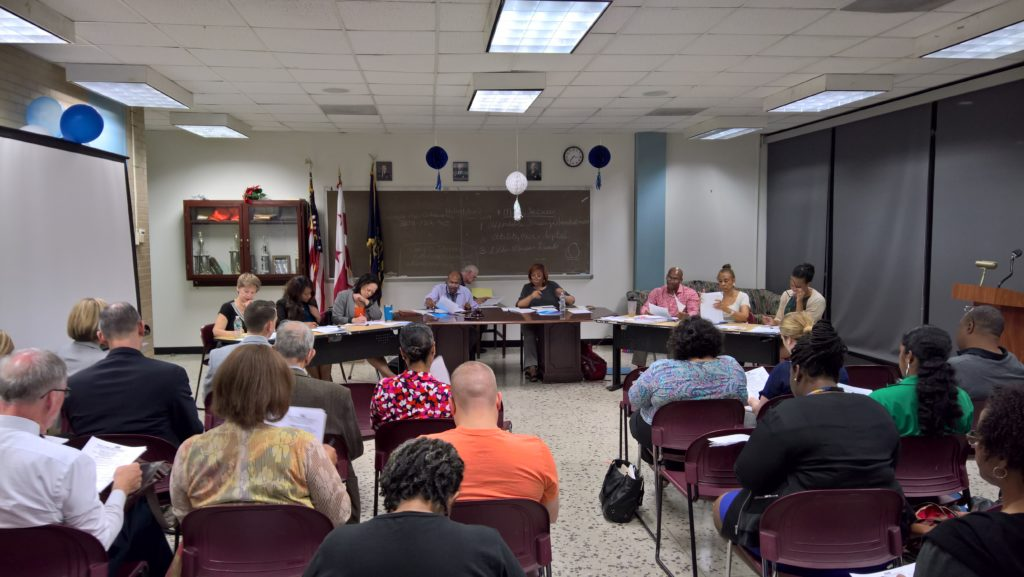 5 Top Stories from the October 2018 ANC 4B Meeting