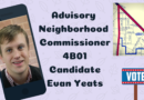 Meet Evan Yeats, Candidate for Advisory Neighborhood Commissioner ANC 4B01