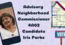 Meet Iris Parks, Candidate for Advisory Neighborhood Commissioner ANC 4A02