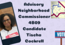 Meet Tischa Cockrell, Candidate for Advisory Neighborhood Commissioner ANC 4B09