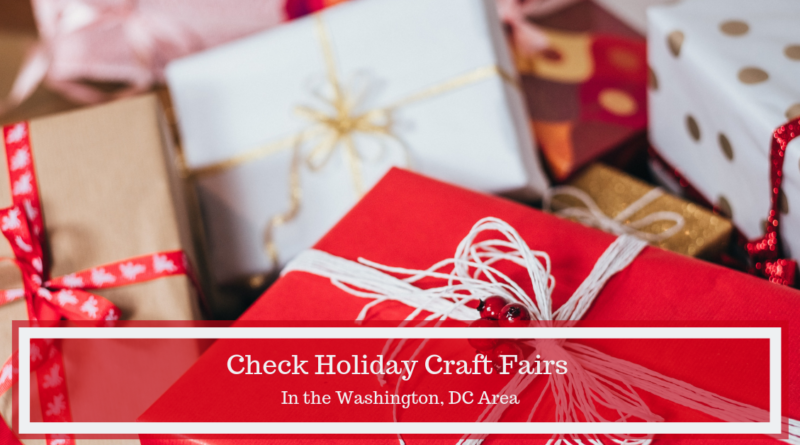 2018 Holiday Craft Fairs