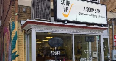Soup Up | 709 Kennedy St NW