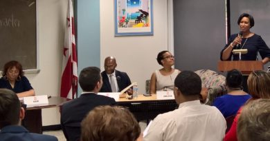 Mayor Bowser Visits ANC