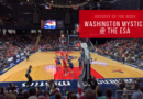 Hot Spot of the Week: Washington Mystics Games at the Entertainment and Sports Arena