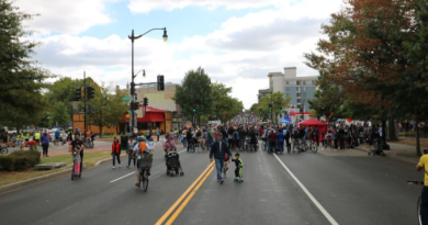 Open Streets DC Banner