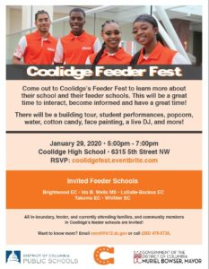 Coolidge Feeder Fest