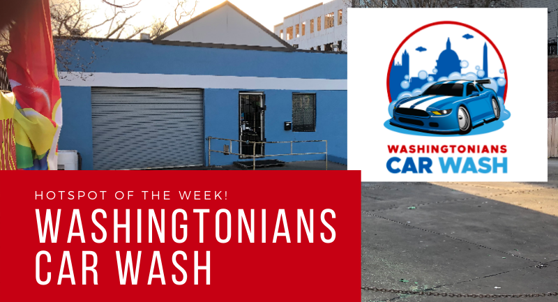 Washingtonians Car Wash