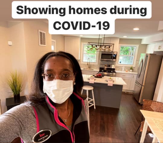 Showing Homes During COVID-19