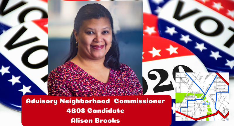 Alison Brooks for ANC 4B08