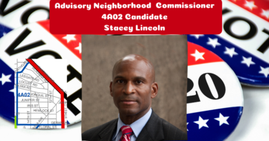 Stacey Lincoln for ANC 4B02