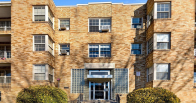 One Bedroom Condo Just Listed in Petworth!